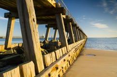 Пристань Blyth южная Стоковые Фото