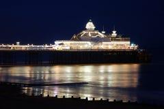 пристань eastbourne Стоковая Фотография