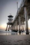 Пристань Huntington Beach Стоковое Фото