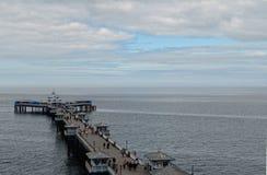 Пристань Llandudno Стоковая Фотография
