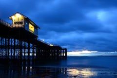 Пристань Penarth Стоковая Фотография RF