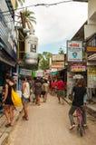 Пристань Phi Phi Стоковые Изображения