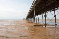Пристань Southport стоковое фото rf