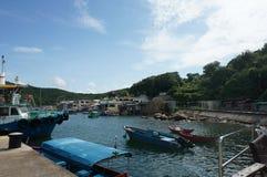 Пристань Tap Mun Стоковое Изображение