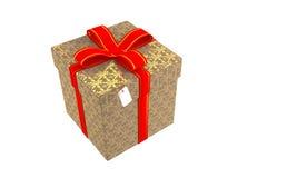 Присутствующая коробка   Стоковые Фото