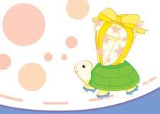присутствующая черепаха Стоковые Фото