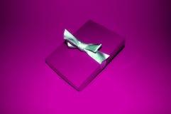 присутствующий фиолет Стоковая Фотография