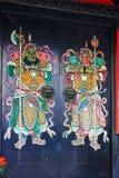 притяжка Двер-бога Стоковые Изображения