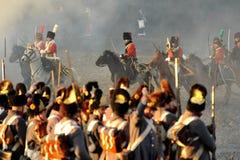 приходить кавалерии стоковая фотография rf