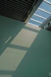 приходит светлое окно Стоковые Фото