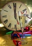 приходя Новый Год Стоковая Фотография RF