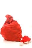приходя santa Стоковое Изображение RF