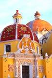 Приход natividad III Santa Maria стоковая фотография
