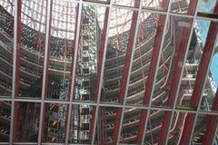 Прихожая здания в Чикаго, США Стоковые Фотографии RF