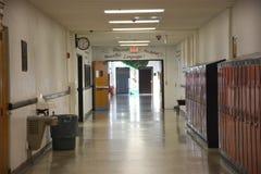 Прихожая школы Стоковое Фото