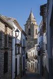 Приходская церковь башни в Sabiote 2 Стоковая Фотография