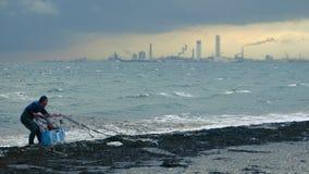 Причаливая шторм Стоковая Фотография RF