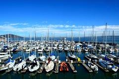 причал francisco s san рыболова Стоковая Фотография RF