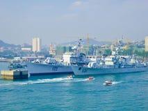 Причал Qingdao стоковое изображение rf