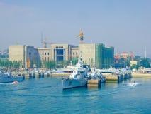 Причал Qingdao стоковые изображения