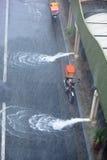 причинено затоплять ondoy таифун Стоковые Изображения RF