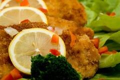 причудливая еда Стоковая Фотография RF