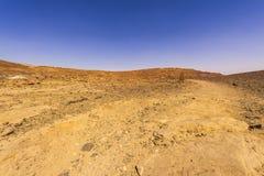 Причудливые картины пустыни стоковая фотография rf