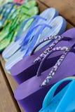 причудливые flops flip Стоковое Фото