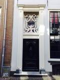 Причудливая дверь Стоковое Изображение