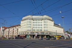 Причудливая гостиница ` дома Soho ` в Берлине Стоковая Фотография RF