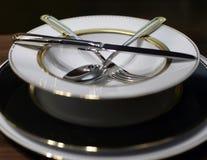 Причудливая посуда Стоковое фото RF