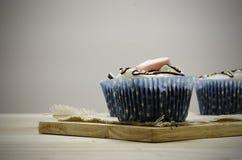 Причудливое пирожное Стоковые Изображения