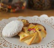 Причудливые печенья Стоковое Изображение RF