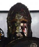 Причудливый шлем Стоковые Фото