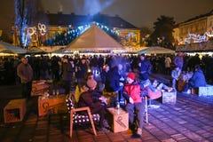 Пришествие в Загребе 2017 Стоковые Фото
