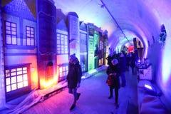Пришествие в Загребе 2017 Стоковое Изображение