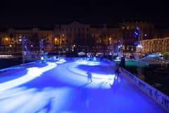 Пришествие в Загребе Стоковые Фото