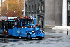 Пришествие в Загребе Стоковое Изображение RF