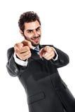 Приятель бизнесмена Стоковая Фотография