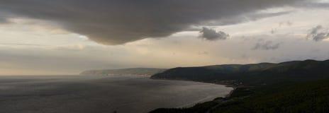 Приятный залив Стоковое фото RF