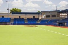 Приёмное поле бейсбола поля Стоковые Фото