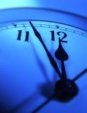 придавать правильную формуый конец часов Стоковая Фотография