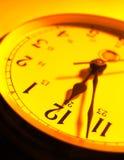придавать правильную формуый конец часов Стоковое Изображение RF