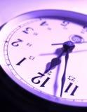 придавать правильную формуый конец часов Стоковые Фотографии RF