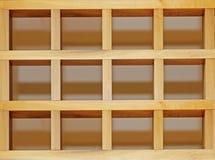 придает квадратную форму деревянному Стоковое фото RF