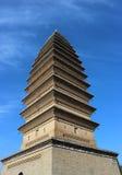 Придайте квадратную форму башне Стоковые Фото