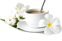 Придайте форму чашки кофе Стоковое Изображение RF