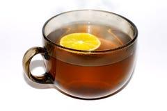 придайте форму чашки чай Стоковые Изображения