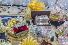 Приданое свадьбы стоковое фото rf