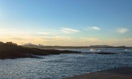 Приливные волны Стоковые Изображения RF